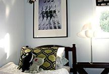 Boy's Bedrooms / by Nicole Stewart