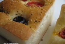 COCAS SALADAS / by Lolitoba recetasparamishijos blog