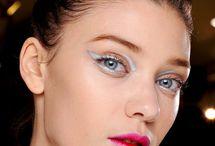 Make-up과 nail