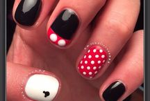 Disney Nails / Getting excited about Disney trips & find nails for the trip
