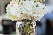Hochzeitsdeko Blumen