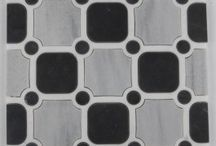 Water Jet Mosaics / Stone Tile Liquidators carries a wide selection of exceptional water-jet mosaics. Unique designs and limitless color options custom made for each water-jet mosaic order.