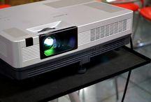 protjektory / projektory a jejich lampy