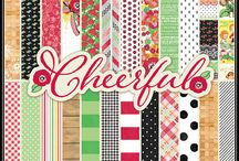 Cheerful Collection / by Authentique Paper