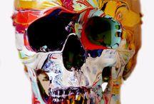 Damien Hirst / Jeff Koons/Takashi Murakami / by jose de la vega