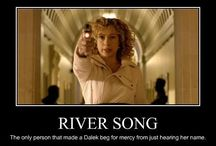 Doctor Who ~ River Song