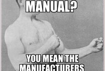 Overly Manly Man / Overly Manly Man