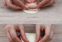 fagottini di pasta brisè