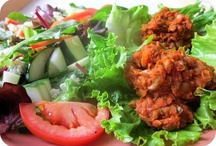 Recipes: Vegetarian w/out cheese / by Bryenne Gilpin Alesch