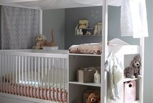 Home Inspiration: Nursery / by Maritza Brummer