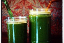 Green Juice & Smoothies / by Amy GoOrganicBlog.com