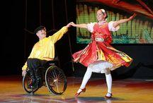 Ballet, dance groups - dance / Ballet, dance groups - dance