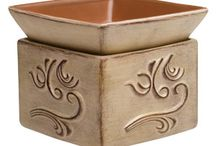 Scentsy Element Warmer Collection / Want all of the benefits of Scentsy in a more discreet package? Our new Element Warmers use a heating element to safely warm fragrant wax without illumination. Just right for offices, dorms, and bedrooms.