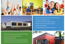 Looking for a New School Building? / Looking for new school buildings? Then we have the solution for you. Our SIPS built classrooms / staff rooms offer rapid build system, providing super efficient insulated warm space to study, learn and play in. Please contact us for details and images of ones already in situ. http://www.buildingwithboxes.co.uk/schools-box.html