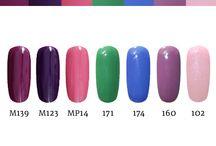 Our colours / Nasze lakiery / Znajdziesz tutaj wzorniki naszych kolorów.