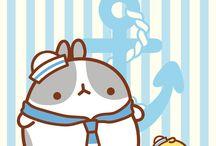 Mascot - Molang
