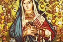 Sacred Art, Spanish Colonial, Mexican Folk Art / From Latin American