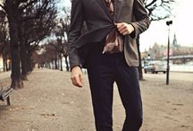 Gentleman's Quarter / Nothing gets me like a well dressed man