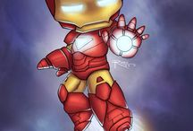 Тони Старк (Железный Человек)