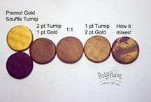 color recipes