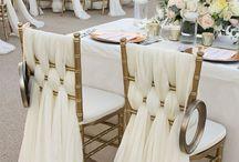 scaune nunta