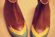 thesebootsweremadeforwalking / Shoes