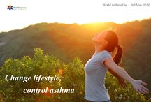 World Asthma Day / #Asthma cannot be cured, but it is controllable .  #WorldAsthmaDay