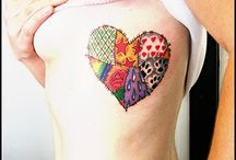 Tattoo's for a Tattooless Girl / when i finally make up my mind i will have a library of inspiration
