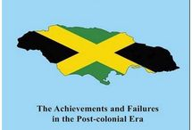 Book on Jamaica's Post Colonial Politics - The Long Road to Progress for Jamaica