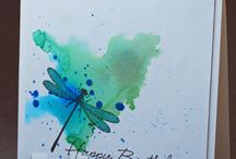 Dragonfly and Butterfly Inspiration