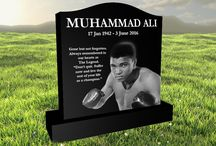 Celebrity Memorial Designs / Memorial Designs for Celebrities designed by Forever Shining. If you want to give your special someone the tribute they deserve, then visit our website www.forevershining.com.au
