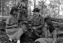 History / This year marks the 100th anniversary of Girl Scouting in America. From 1912 to 2012 Girl Scouts has built girls of courage, confidence and character. / by Girl Scouts of Utah