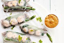 Oriental food ideas