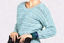 кардиганы, кофты, свитера
