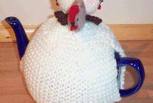 Tea Cosy Knitting Patterns