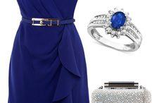 Kis kék ruha / Little Blue Dress