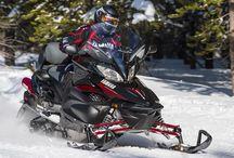 Туристический снегоход Yamaha RSVenture GT