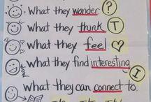 reading ideas / by Callie Houchins-Bushmeyer