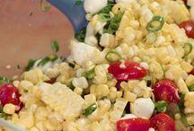 salade ( maïs )