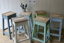 Kitchen stool ideas