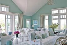 Future Home Ideas: Living Room / by Wendy Batchelder