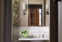 Jacobs powder room / by Catrin Morris