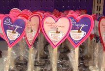 Valentines / Valentines Parties, crafts, decor, gifts