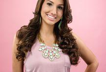 Candidatas 2014 / Las bellas candidatas a #MissTeenNica 2014