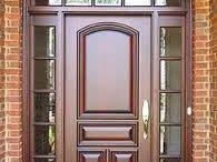 Puertas entrada principal