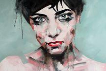 Portraits / Portrait Paintings by Paul Bennett
