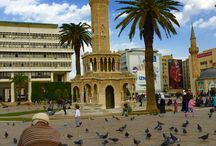 Saat kulesi / İzmir konak