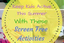 Family Activity Ideas