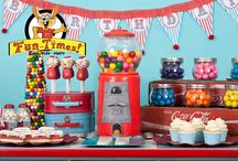 Birthday Party / Birthday Party themes to put together for your child. Book one of our private party rooms at Fun Timez. We have fun decorations already on the walls, but, you can add a fun flare to your event with these great ideas. Looking to book at party? Call Fun Timez at  (414) 7652800