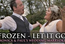 Marryoke Madness / Marryoke wedding videos to turn your wedding into a music video!